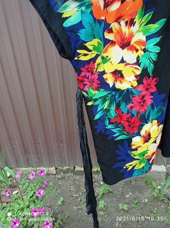 Платье летнее нарядное 42-44 р