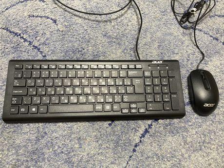Комплект Клавиатура / Мышка Acer