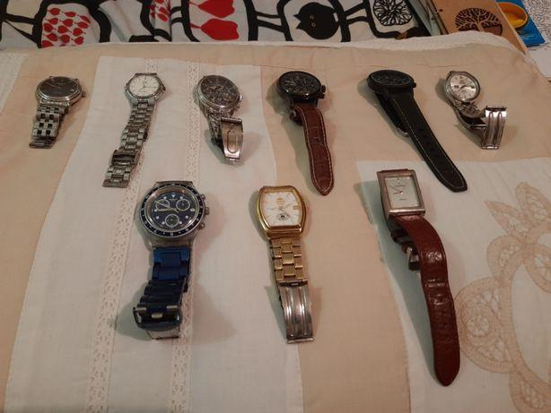 Часы Swatch Tissot Orient Q&Q Romanson Rotary Timex Swiss Army Слава