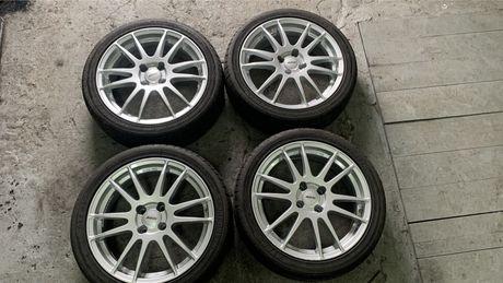 Комплект летних шин R17 Peugeot 207, 208, 301