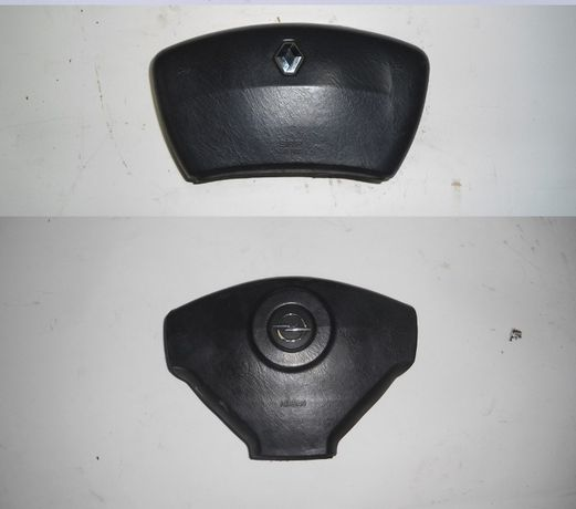 Подушка безопасности водительская AirBag на Trafic, Vivaro Primastar