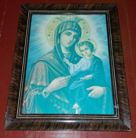 Ікона Божа мати.