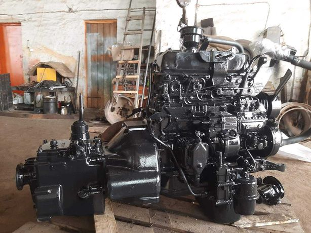 мотор мерседес 4.0 ом364 турбо з кпп