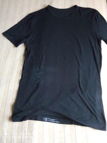 T-shirt preta térmica xl