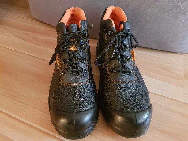 Buty robocze metalowy nosek