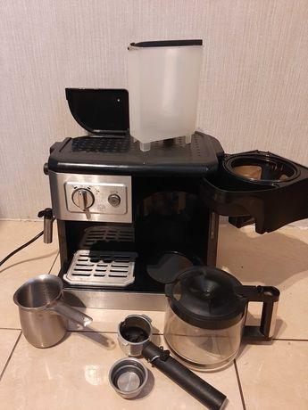Expres do kawy ciśnieniowy, przelewowy