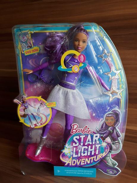 BARBIE nowa Star Light Adventure