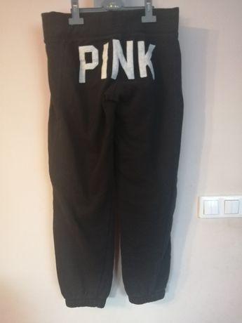 Spodnie dresowe Pink Victoria Secret, rozmiar XS