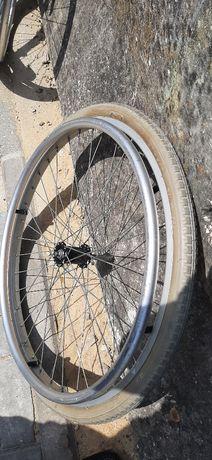 Cadeira Roda Usada Pra Peças o Arranjar Entreg Alfragide