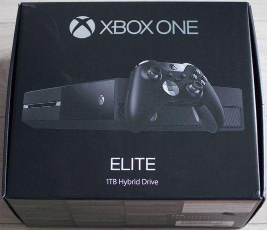 Xbox One Elite dysk hybrydowy 1TB