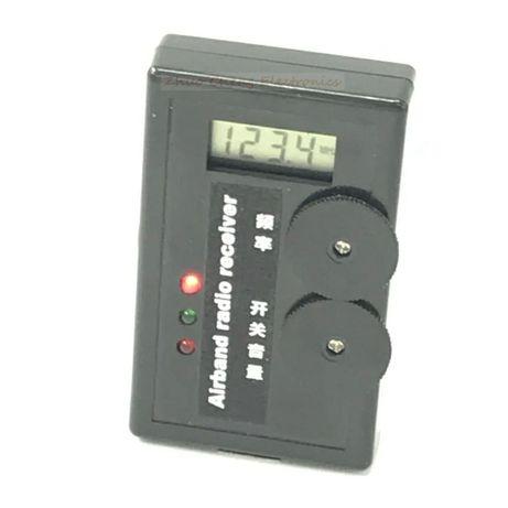 Recetor de frequências Airband