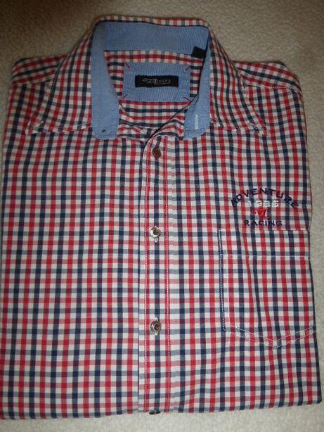 Рубашка, хлопок, из Германии,52 размер, от Реал