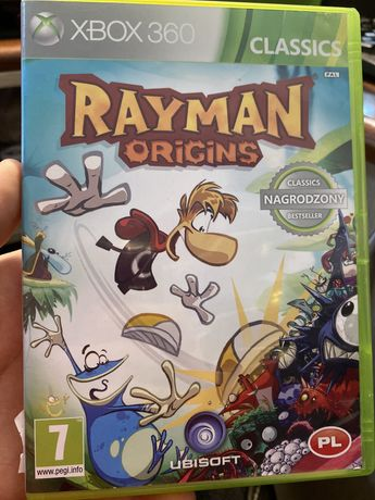 Rayman Origins Xbox 360 PL