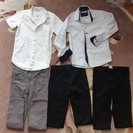 Штани та сорочки на ріст 134 см