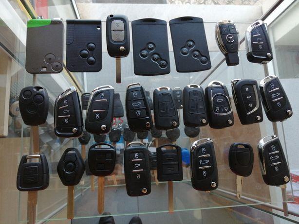 Cópia de chaves auto