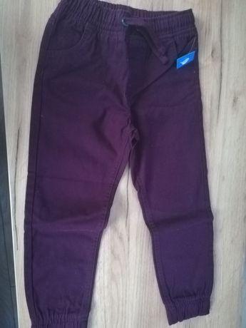 Spodnie chłopiec 116