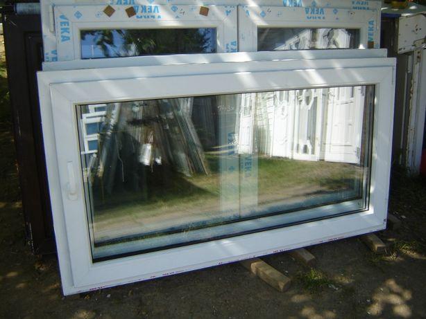 okna pcv z demontazu