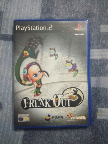 Freak Out   Playstation 2 PS2