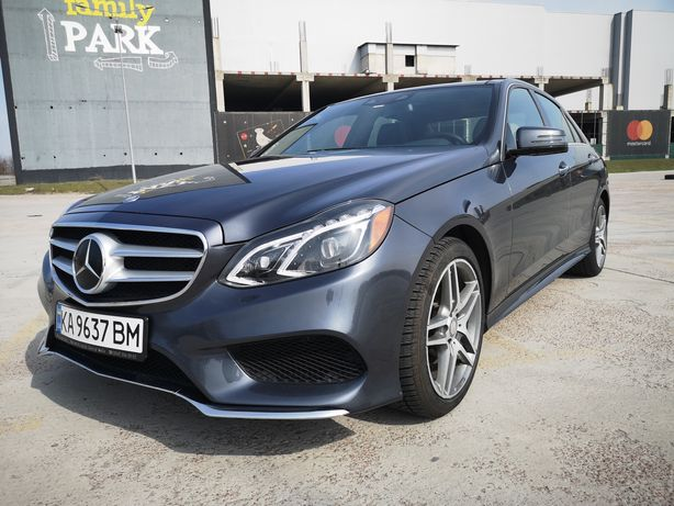 Mercedes-Benz E400 Bi-turbo AMG 2015
