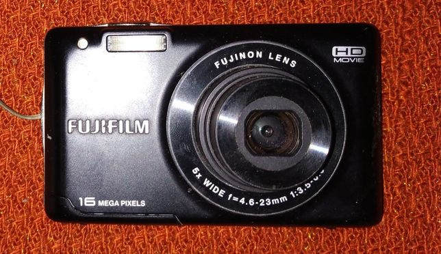 FUJIFILM JX550 фотокамера під ремонт, або на запчастини.