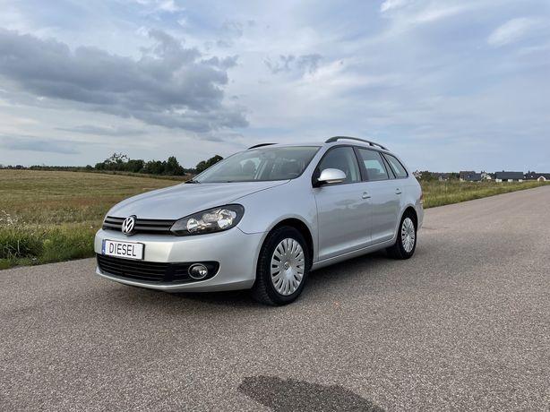 Volkswagen Golf VI 1.6 diesel 217 tys Piekny stan Wymieniony rozrzad