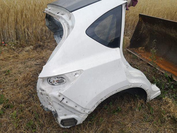Mazda cx 5 2014 ćwiartka tył prawa podłoga