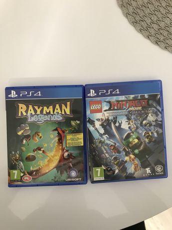 Gra Lego Ninjago ,Rayman Legends
