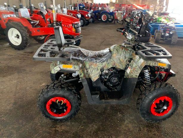 Квадроцикл Comman Scorpion 200 куб.см. в полной комплектации 2021 года