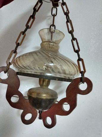 Piękna Lampa PRL