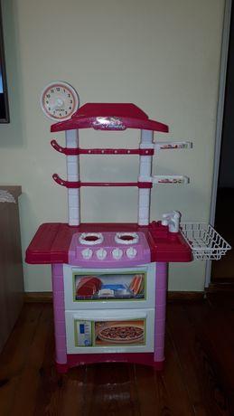 Kuchnia zabawkowa, plastikowa