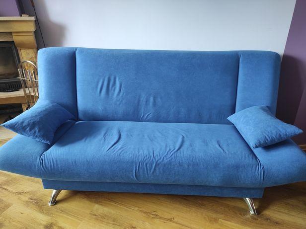 Kanapa / sofa rozkładana z funkcją spania