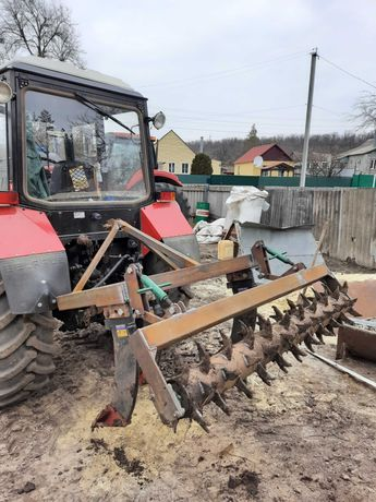 Изготовление почвообробатывающей техники любой сложности под заказ