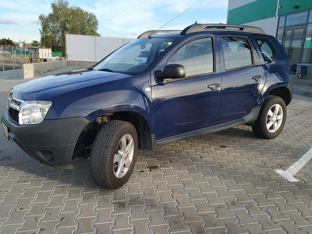 Dacia Duster 75тис.км пробіг розмитнена 1.6 бензин 2012р Рено Renault