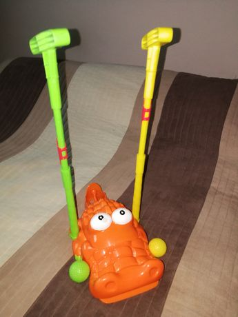 Zabawka gra Mini golf krokodyl Hasbro