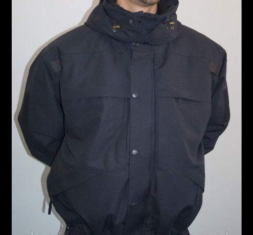 Куртка 3 в 1 полицейская police тип А с подстежкой флис поліція xxl