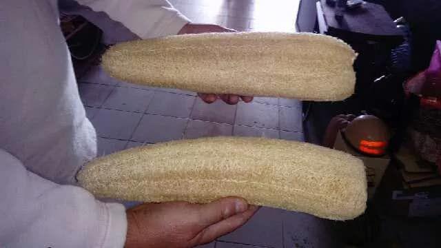 Luffa,, esponja exfoliante 100%natural.