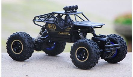 Samochód 4WD RC Buggy 2020 Monster Truck Off-Road 2.4G 1:16 28 cm