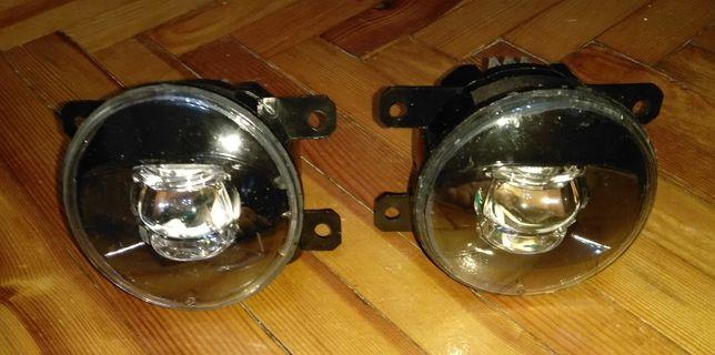 Протитуманки протитуманные фары LED Ford, Renault, Mitsubishi, Peugeot