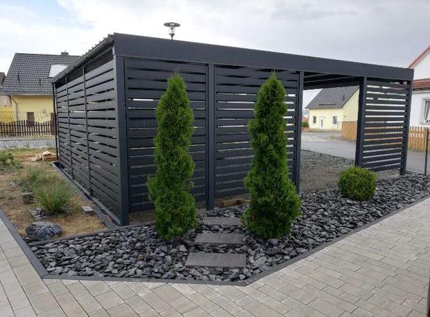 Carport, wiata garażowa, garaż, altana, zadaszenie