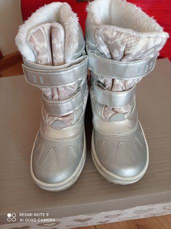 Buty zimowe śniegowce 33
