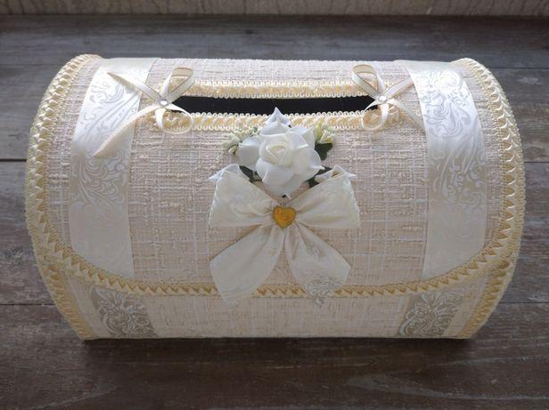 Весільна скриня для конвертів