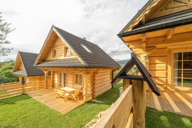 Dom domek w górach Pieniny Kluszkowce Czorsztyn Sylwester, święta