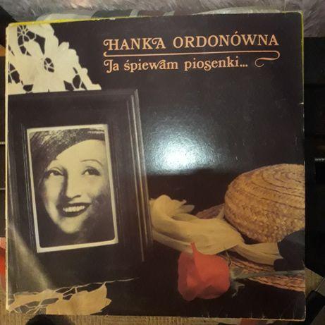 Płyta winylowa p. Hannki