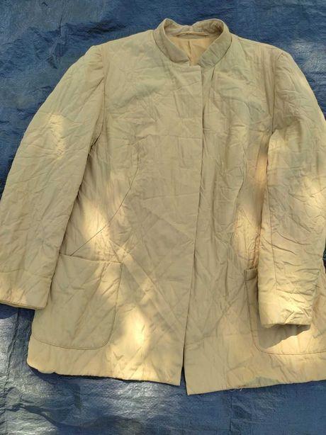 Куртка жіноча осіння, б/у, розмір L/XL