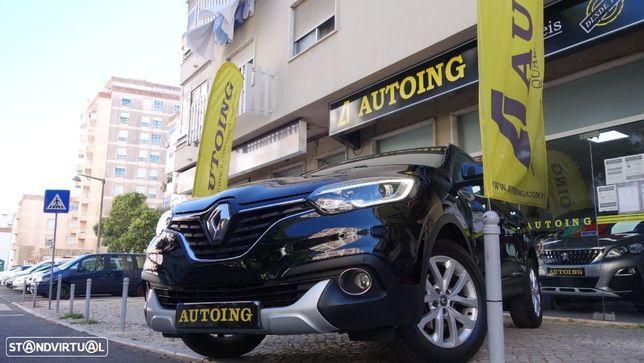 Renault Kadjar 1.5 DCi Exclusive EDC