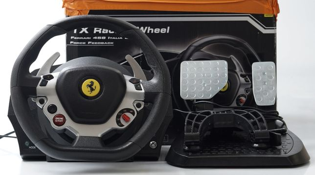thrustmaster TX RACING wheel ferrari 458 XBOX ONE