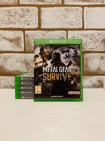 Metal Gear Survive (PL)   Gry na Xbox One   [bez.przepłacania]