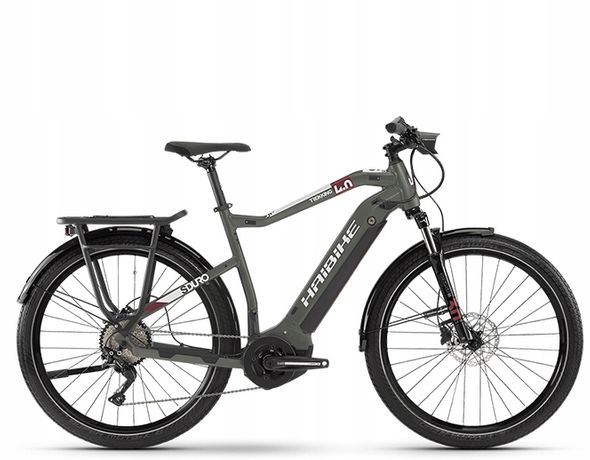 Rower elektryczny HAIBIKE SDURO Trekking 4.0 Men2021 r.M, L, XL Wrocła