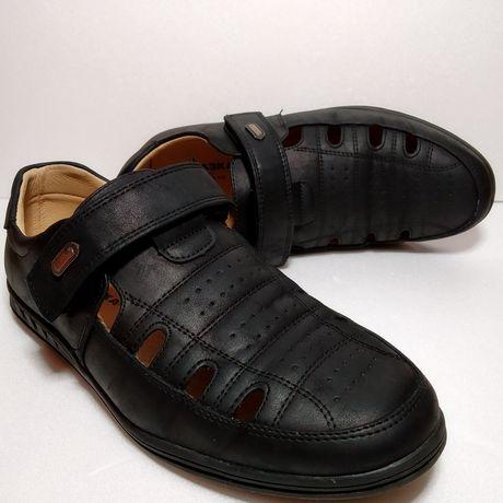 Детская школьная обувь Туфли сандали босоножки для мальчика в школу