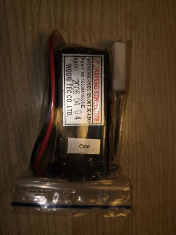 Высоковольтный модуль для ионизатора и плазменных фильтров